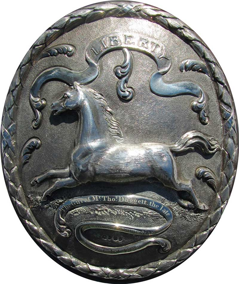 Doggett Badge